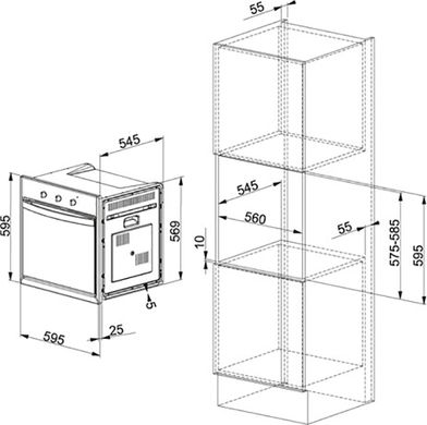 Franke-Partner.com.ua ➦  Smart Glass SG 62 M WH / N