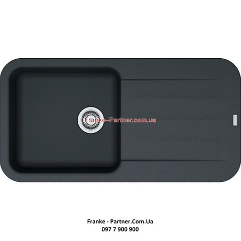 Franke-Partner.com.ua ➦  copy_Кухонна мийка PBG 611-97